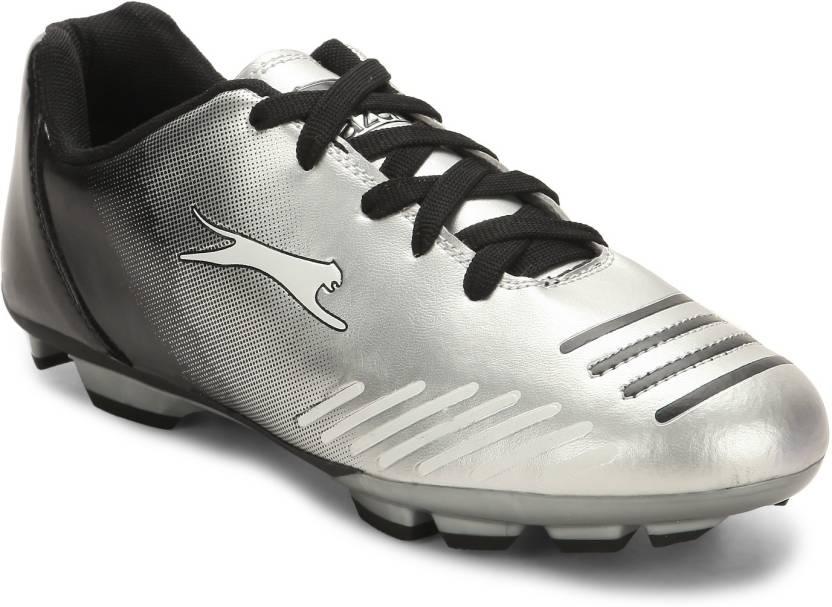 3e118a0c83 Slazenger Helios Football Shoes For Men - Buy silver Color Slazenger ...
