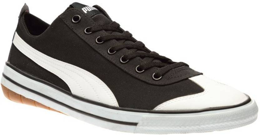 24c175e4404 Puma 917 FUN IDP H2T Canvas Shoes For Men - Buy Puma Black-Puma ...