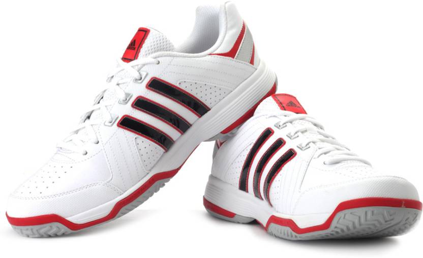 APPROACH - Outdoor tennis shoes - cblack/scarle/ftwwht