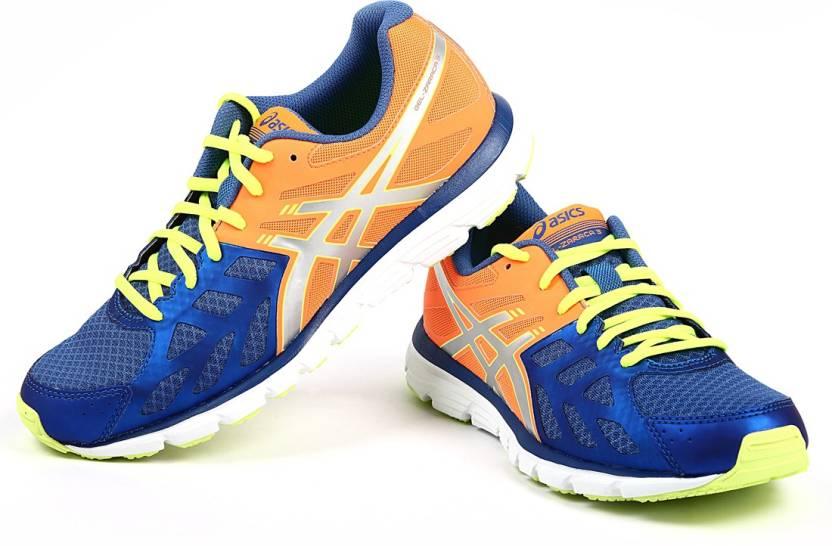 Asics Gel Zaraca 3 Men Running Shoes For Men Buy Blue