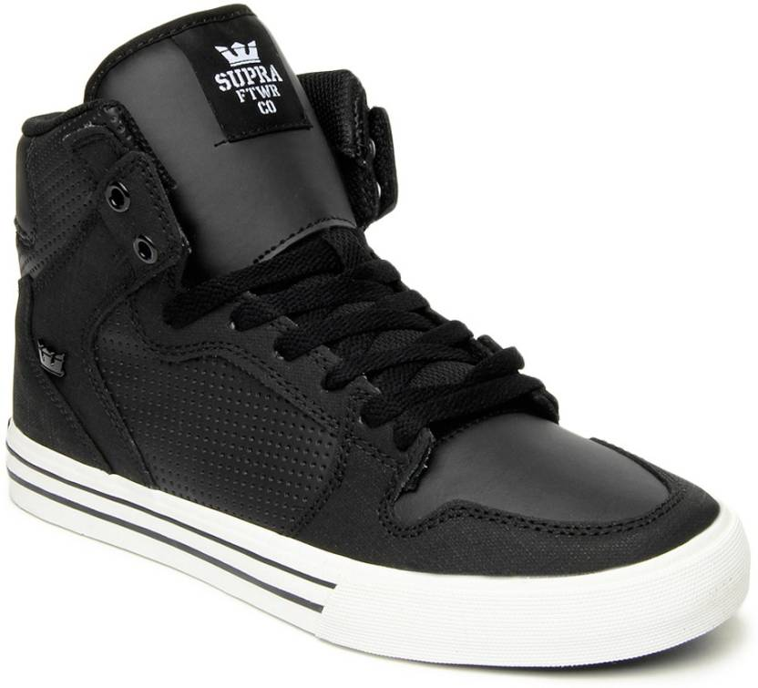 f9212da427b0 Supra Vaider Casual Shoes For Men - Buy Black-White Color Supra ...