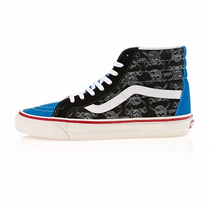989be876e2afd4 Vans SK8-Hi 38 Reissue High Ankle Sneakers For Men - Buy Multi ...