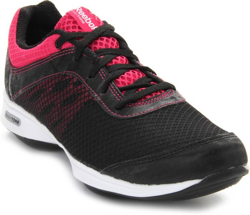 5fe670be67ac REEBOK Easytone Reenew Iv Toning Shoes For Women - Buy Black ...