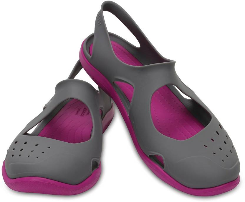 c53f477e Crocs Swiftwater Wave Clogs For Women - Buy 203995-019 Color Crocs ...