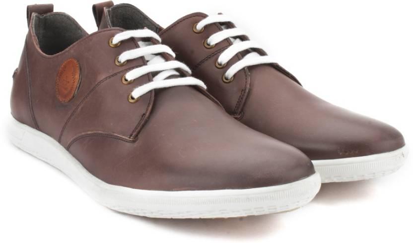 Arrow Men Genuine Leather Sneakers