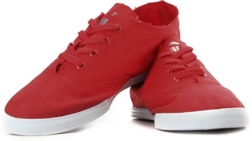 Puma Streetsala DP Men Canvas Shoes For Men - Buy high risk red ... cd7cd6b46d31