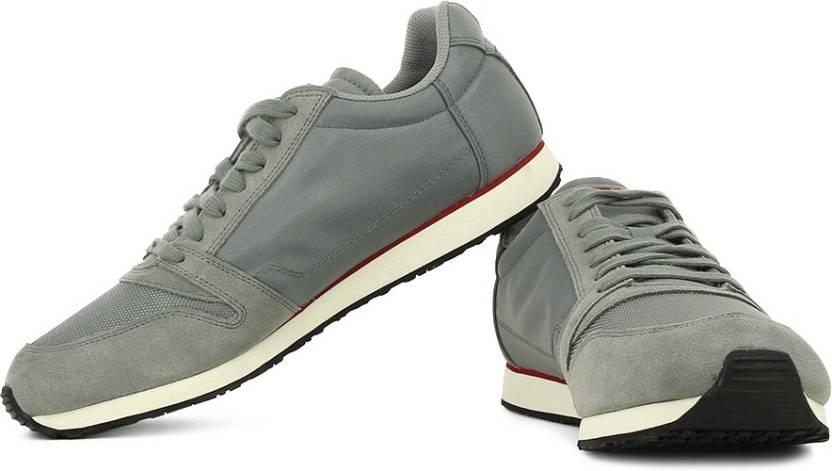 Diesel Black Jake Slocker Sneakers