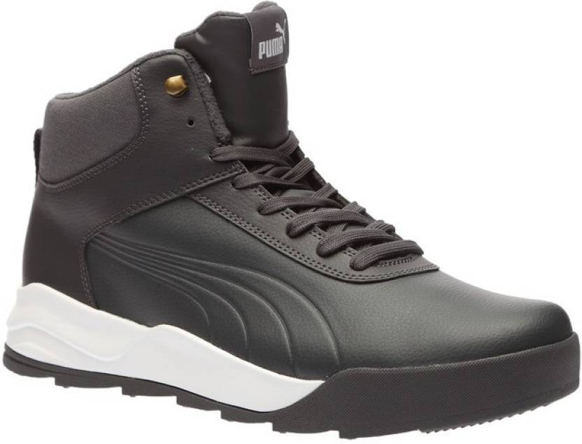 Puma Desierto Sneaker L Sneakers For Men - Buy Asphalt-Asphalt Color ... 540e46cc5