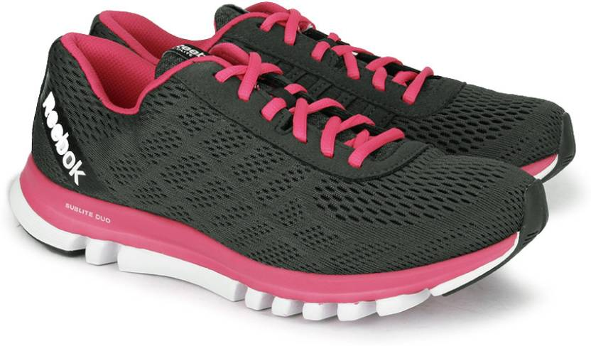 REEBOK Reebok Sublite Duo Smooth Running Shoes For Women - Buy ... 6055476fc