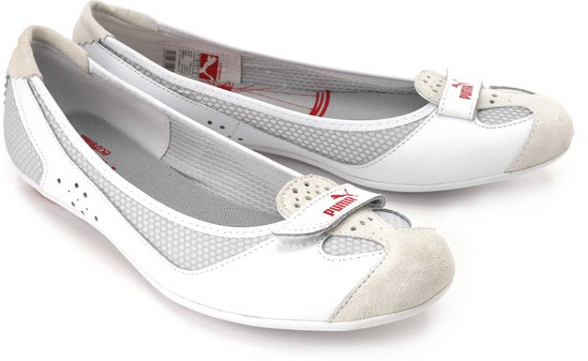 Puma Zandy Mesh Bellies For Women - Buy White facbc6e17