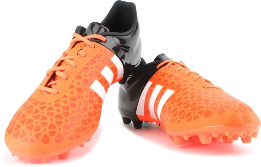 low priced 18b72 91f9f ADIDAS ACE 15.3 FG/AG Men Football Shoes For Men