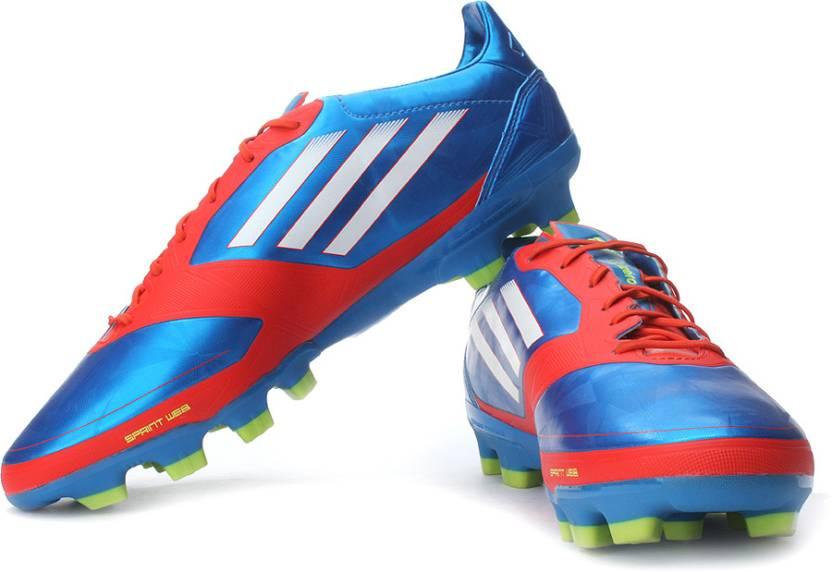 ADIDAS F50 Adizero Trx Hg Syn Football Shoes For Men - Buy Blue ... 36f1cf816a059