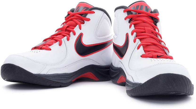 650563f6f27 Nike The Overplay Vii Basketball Shoes For Men - Buy White