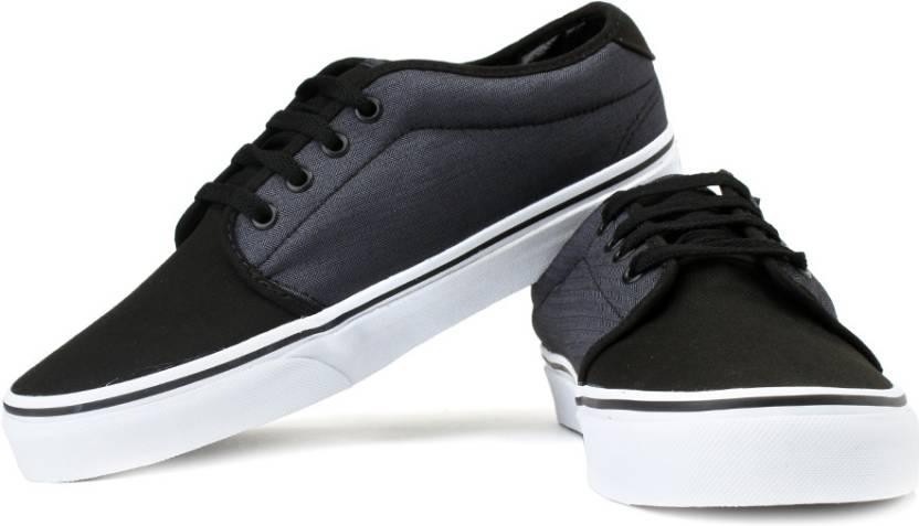 2274e796ea Vans 159 Vulcanized Sneakers For Men - Buy Black