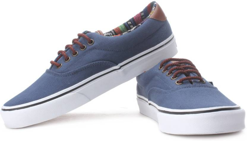 Vans Canvas Shoes For Men - Buy Navy Color Vans Canvas Shoes For Men ... f7d4d64c7