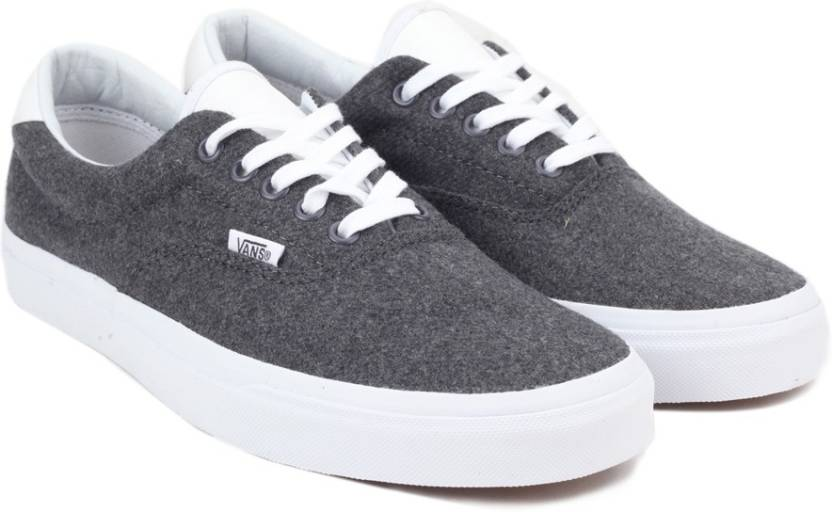 ab70d46554 Vans Era 59 Sneakers For Men - Buy Black Color Vans Era 59 Sneakers ...