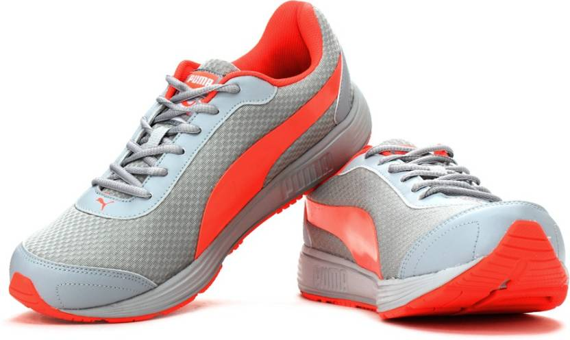 82fc7381d61e5a Puma Reef Fashion DP Running Shoes For Men - Buy Quarry-Red Blast ...