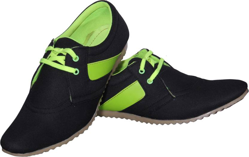 Mbs collection canvas shoe canvas shoes for men buy black color
