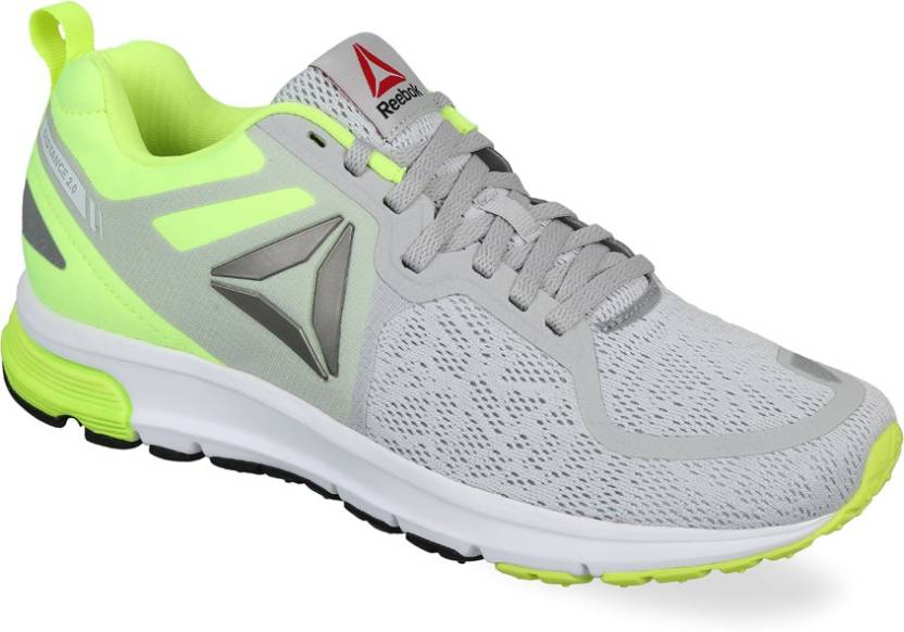 REEBOK ONE DISTANCE 2.0 Running Shoes For Women - Buy GREY YELLOW ... d307abe1b