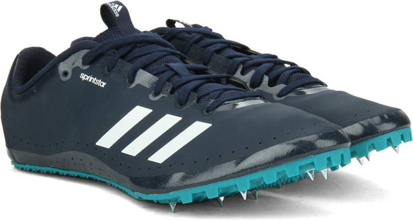 low priced 78a51 9270d ADIDAS SPRINTSTAR Men Training   Gym Shoes For Men (Blue, Navy)