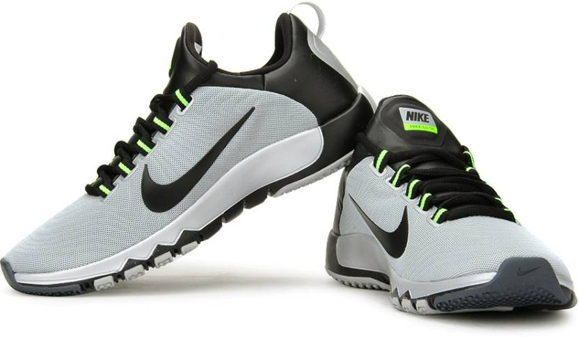 Nike Free Trainer 5.0 Training   Gym Shoes For Men - Buy Grey 5ddfa0e4f
