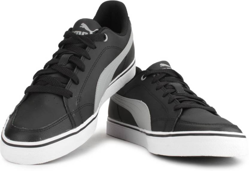 78afacd9e3cefa Puma Court Point Vulc Sneakers For Men - Buy Black