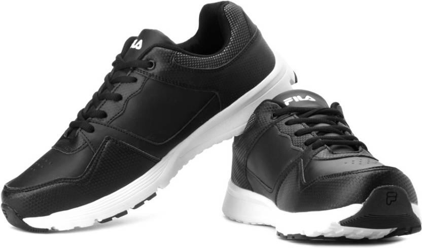 0ff51773540 Fila Lite Runner Running Shoes For Men - Buy Black