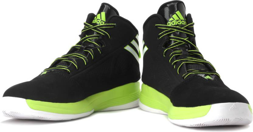 1e98fe0ba9ee2 ADIDAS Mad Handle 2 Basketball Shoes For Men - Buy Black Color ...