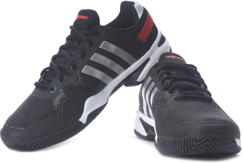 Tennis Adipower Men Barricade Shoes 8 Adidas For IYy6gbf7v