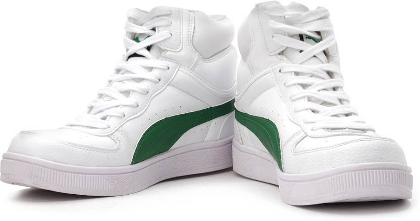 Puma Contest Mid High Ankle Sneakers For Men