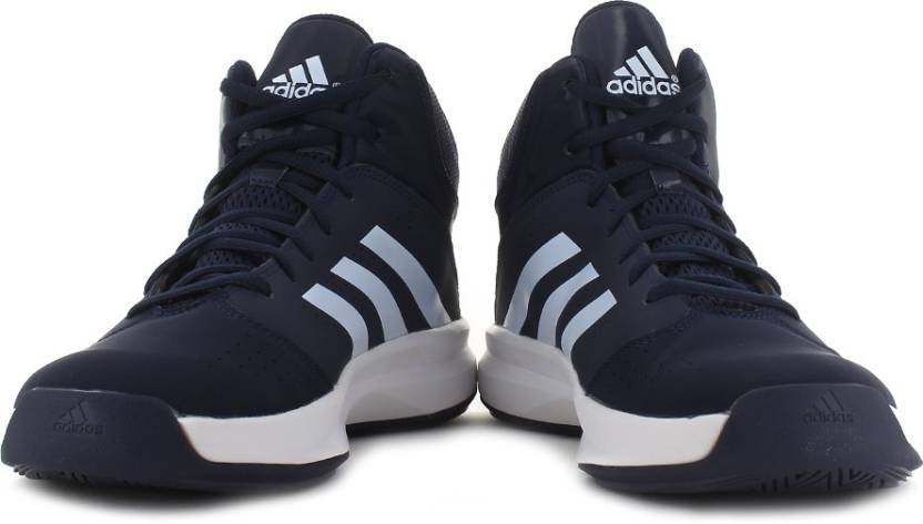 sale retailer 1d536 06f3d ADIDAS ISOLATION 2 Basketball Shoes For Men (Blue)