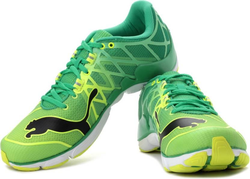 1d3b2cbefd87 Puma Mobium Elite V2 Running Shoes For Men - Buy Yellow