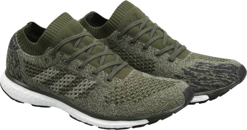 online retailer d37ee 0942b ADIDAS ADIZERO PRIME LTD Running Shoes For Men (Green)