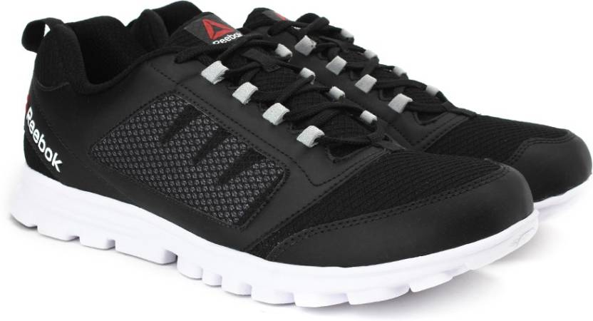 b4c916d19f5 REEBOK RUN STORMER Running Shoes For Men - Buy BLACK MET SIL WHITE ...