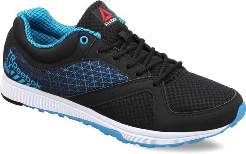03218af021e6 REEBOK TRAIN Training Shoes For Men - Buy BLK FAR OUT BLUE WHITE ...
