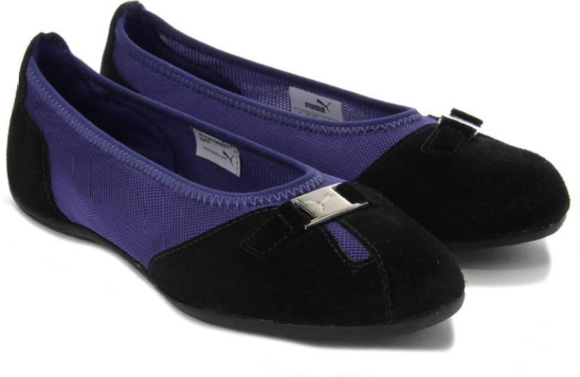 Puma Saba Ballet Bellies For Women(Purple, Navy)