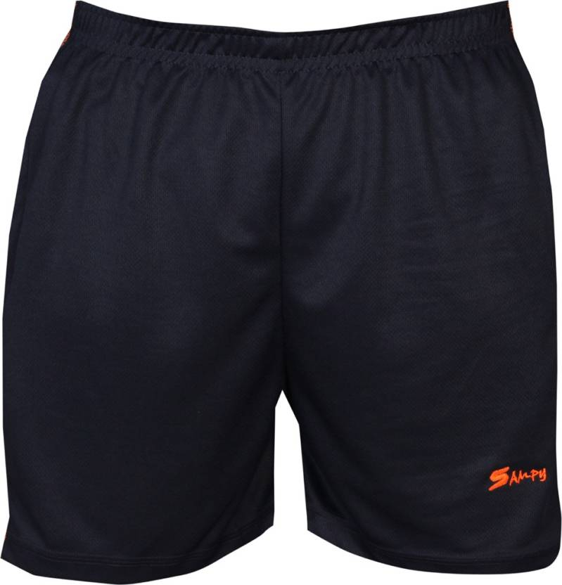f2f08db78e3 sampy Solid Men Dark Blue Sports Shorts