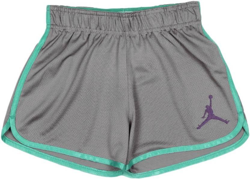 e803f996384e10 Jordan Kids Short For Girls Polyster Price in India - Buy Jordan ...