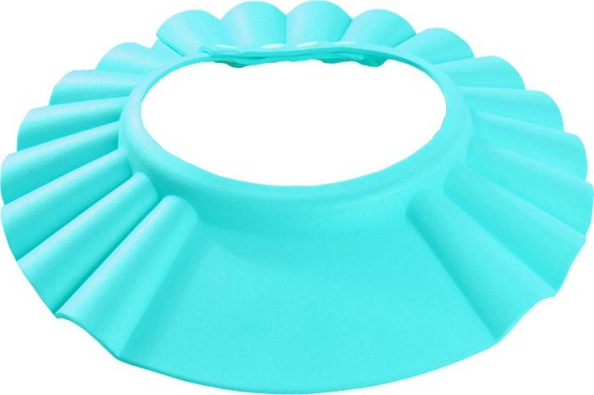 bf388c5b012 Shopo Baby Bath Shower Cap Wash Hair Shield Hat - Price in India ...