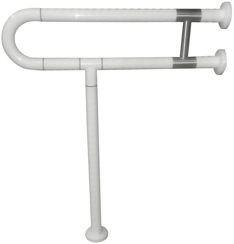 Nasonta Toilet Support Floor Mounted Shower Grab Bar Price In India