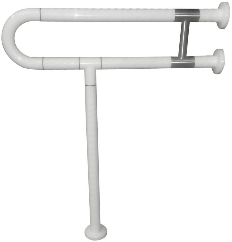 Nasonta Toilet Support Floor Mounted Shower Grab Bar