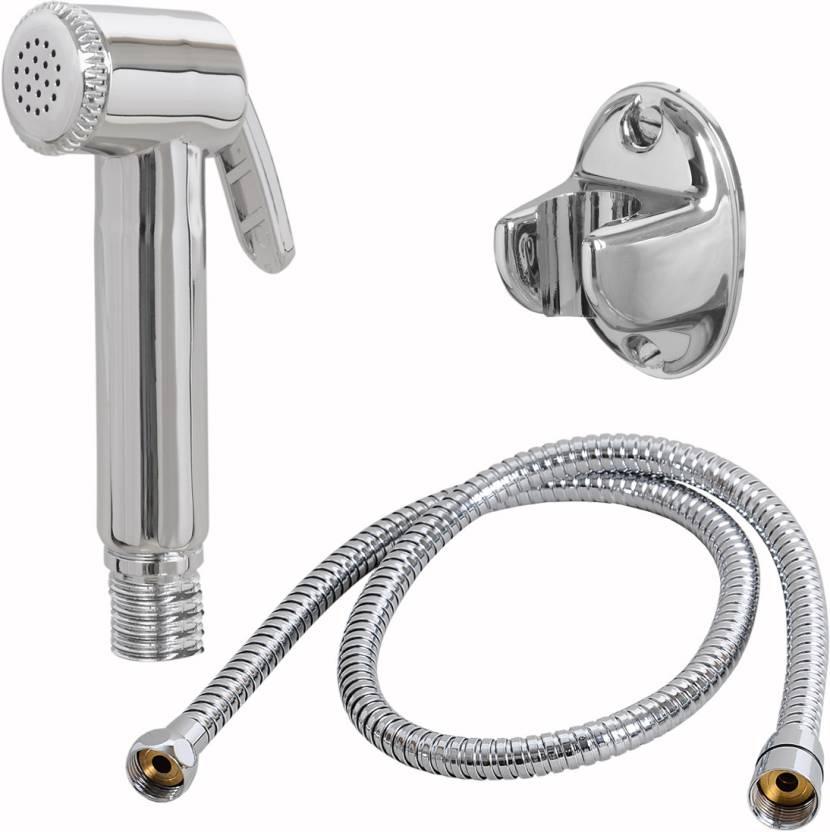 Royal Bath Health Faucet Complete Set - Chrome Shower Head Price ...