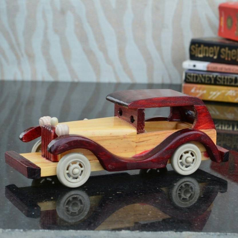 Handicrafts Vintage Car Decorative Showpiece 8 Cm Price In India