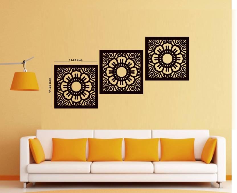 Creative Width Decor Gothic Floral Ornament Wall Panel Decorative ...