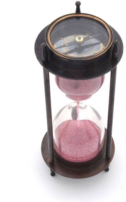Jaipurraga 5 Minute Sand Timer 246 Decorative Showpiece 13 97 Cm