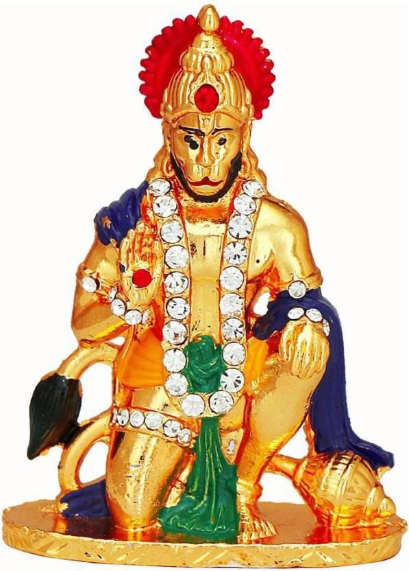 alexus hanuman ji decorative showpiece 8 cm price in india buy