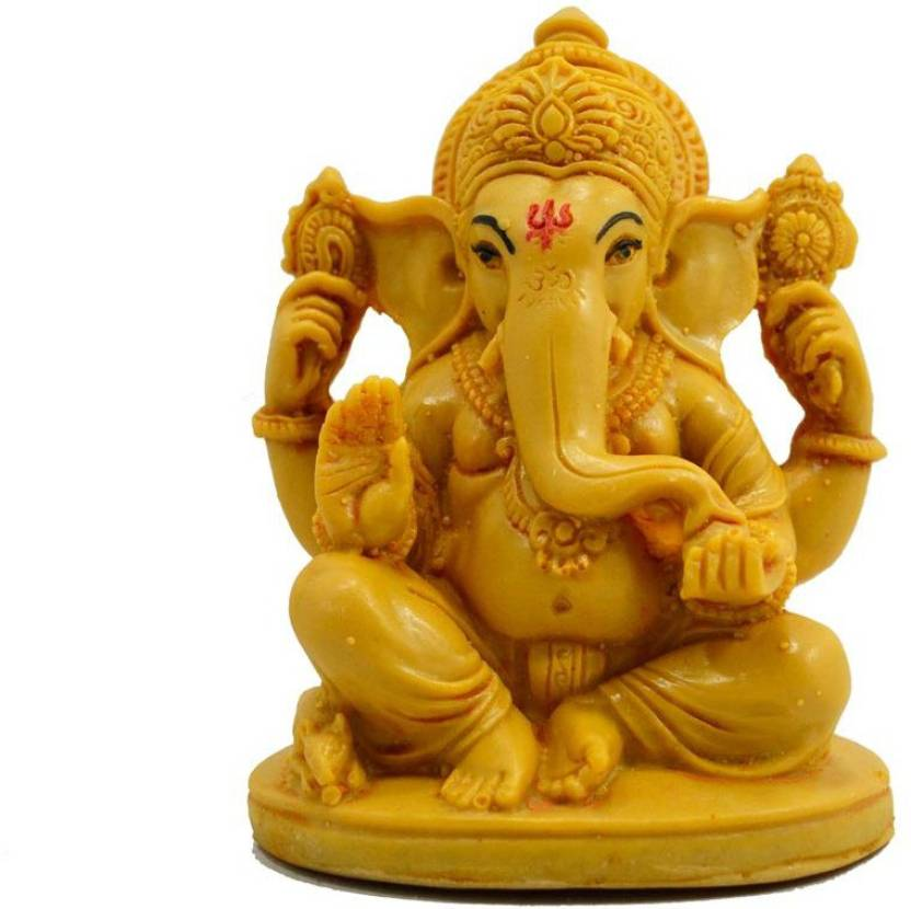 crafts for you ganesha ganesh ganpati bappa sitting decorative
