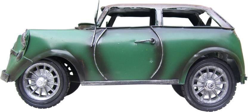 Marwar S The Vintage Zonga Car Model Decorative Showpiece 12 Cm