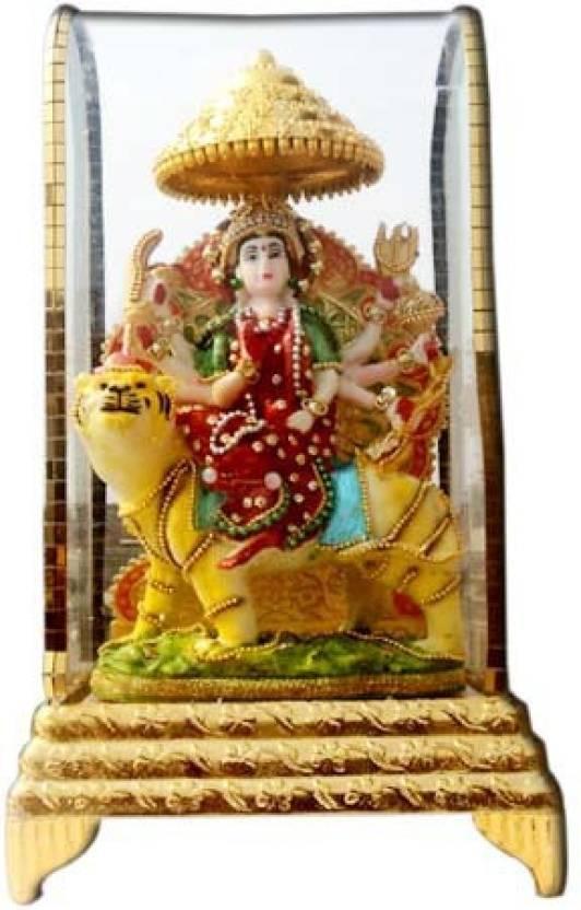 Shree Krishna Handicrafts And Gallery Durga Mata Intouch Cabinet