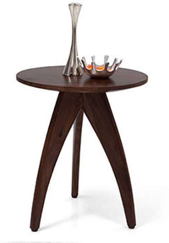 Urban Ladder Herbert Solid Wood Side Table